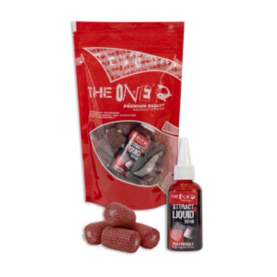 THE ONE PVA HURKA + 100ml LOCSOLÓ RED-3