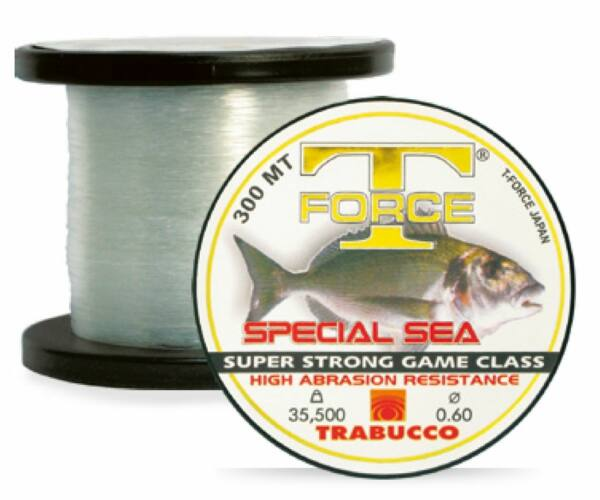 T-FORCE SPECIAL SEA  300m 0,60, damil