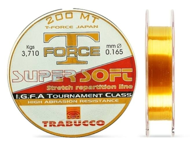 T-FORCE SUPER SOFT  200m 0,148, damil-1
