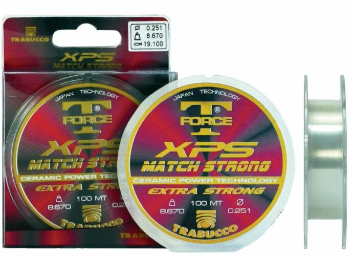 T-FORCE EXTRA STRONG  50m 0,08, damil-1