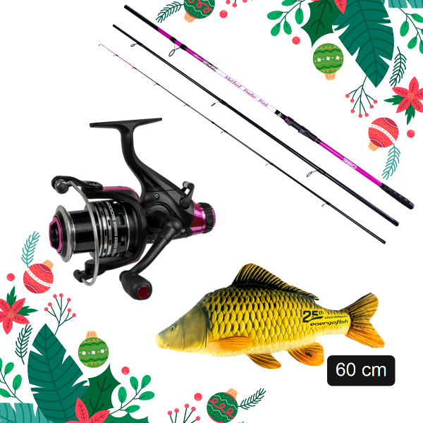 CARP EXPERT PINK METHOD SZETT