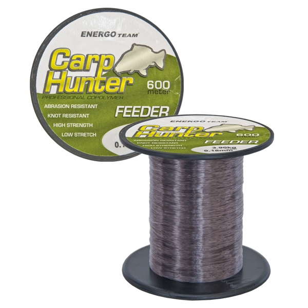 ZSINÓR CARP HUNTER FEEDER 600M 0.20MM-1