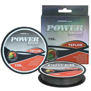 ET POWER BRAID TEFLON 0,15MM-2