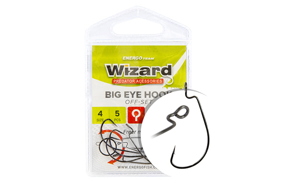 HOROG WIZARD BIG EYE OFF-SET 4