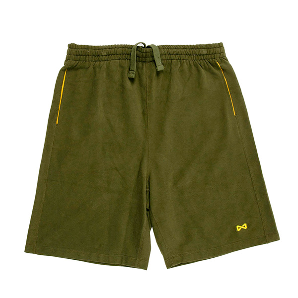 NAVITAS LITE JOGGA SHORT GREEN 3XL-1