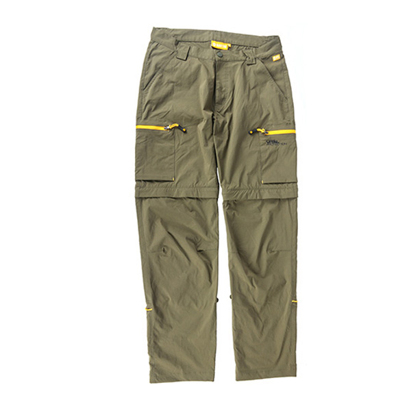 NAVITAS EXPLORER ZIP-OFF TROUSERS GREEN S-1