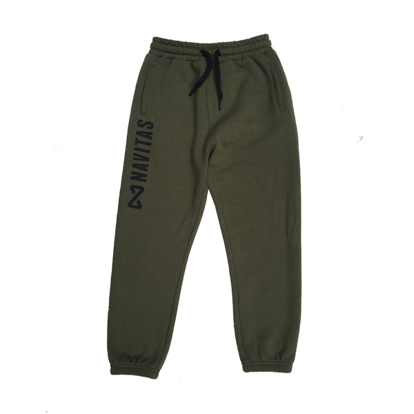 NAVITAS CORE KIDS JOGGER (NO ZIP) GREEN AGE 9-10-2