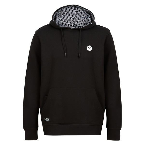 NAVITAS JOY HOODY BLACK PULÓVER 2XL