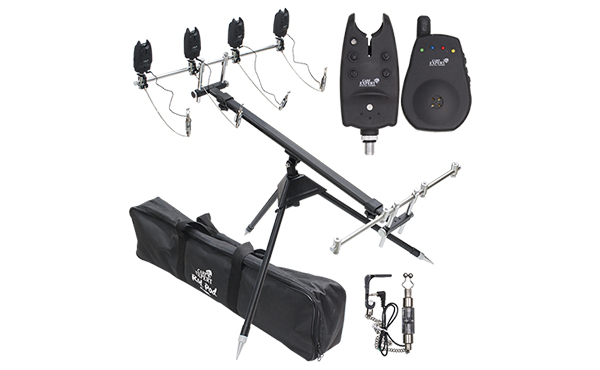 CARP EXPERT DIGITAL COMBO 4 BOTOS-2