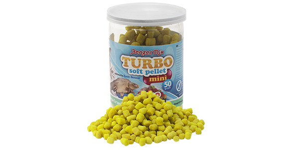 BENZAR MIX  TURBO SOFT PELLET XL EPER-1