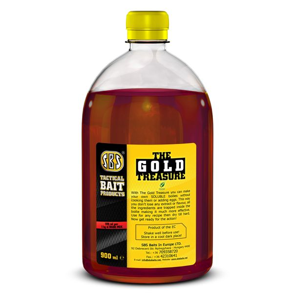 SBS GOLD TREASURE SPICY SPICY 225 ML-2