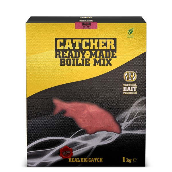 SBS CATCHER READY-MADE BOILIE MIX SQUID & O.5 KG-2