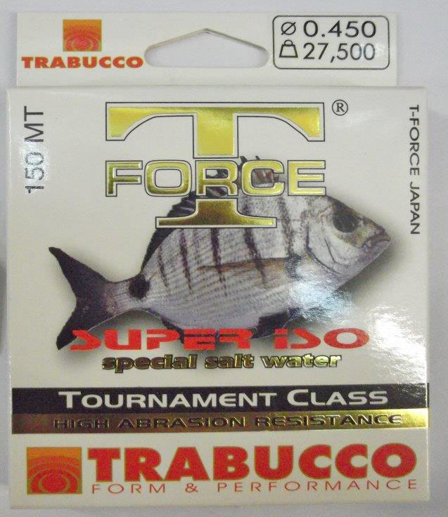 T-FORCE SUPERISO  300m 0,40, damil-1