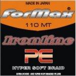 ** FX FORMAX IRONLINE 110 MT 0,14, fonottzsinór