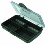 KK BOX SMALL 4 COMP, szerelékes doboz 4 fakkos