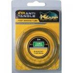 K-KARP XTR SINKING TUBE GREEN 200 cm 1,0-2,0mm, gubancgátló