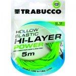 TRABUCCO HI-LAYER HOLLOW ELASTIC POWER RAKÓS CSŐGUMI 2,1mm 5m