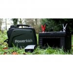 Powerkick 800 i Outdoor Green - Ultra Csendes Generátor
