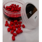 Don Carp Baits Fluo Dumbell Wafter ROBIN RED 8x10mm