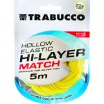 Trabucco Hi-Layer Hollow Elastic Match rakós csőgumi 2,05mm 5m