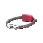 LEDLENSER NEO4 240lm fejlámpa pink