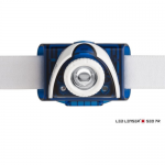 LEDLENSER SEO7R 220 lm tölthető fejlámpa kék