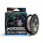 YGK Upgrade X4 100m #0.20 4lb fonott zsinór