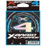 YGK Upgrade X4 3Color 120m #0.4 8lb fonott zsinór