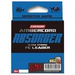 YGK Ambercord Absober Ultra Strong 30m #0.4 2.4lb előke zsinór