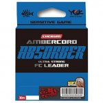 YGK Ambercord Absober Ultra Strong 30m #1.0 5.6lb előke zsinór