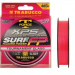 Trabucco T-Force Xps Surf Fluoro Power 600m 0,28mm zsinór