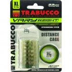 Trabucco Vary Weight Distance Cage Feeder XL 20/35g feeder kosár cserélhető súllyal