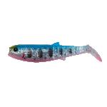 Savage LB Cannibal Paddletail 10cm 9gr Blue Pink Smolt UV