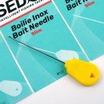 SEDO Boilie Inox Fűzőtű - Vékony