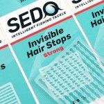 SEDO Invisible Hair Stops