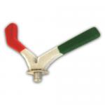 Aluflokk AF-1 trikolor feeder bottartó fej