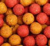 Balaton Baits SM főzött etető bojli 20mm 1000g - Kukoricás