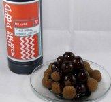 Balaton Baits Deluxe melasz liquid 500ml - Chili-Krill
