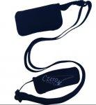Czero állítható szivacsos botvédő kupak L, fekete