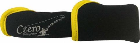 Czero állítható szivacsos botvédő kupak L, sárga