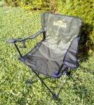 EC karfás, pohártartós, összecsukható szék (EC-738 EC-1201)