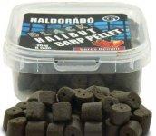 Haldorádó Black Halibut Carp pellet 70g 8 mm Vörös Démon