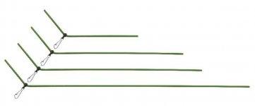 Gubancgátló cső 15 cm 10 db-os