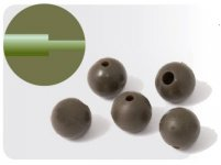 K-KARP PRO-RUBBER BEADS 6mm, gömb gumiütköző