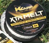 K-KARP XTR-MELT PVA REFILL 25mm 5m, pva háló