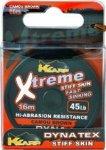 K-KARP DT XTREME STIFF 16m CAMO GREEN 45lb, előkezsinór