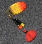 Manyfik MOBBY F Color FK06H-5 12,5g  körforgó villantó
