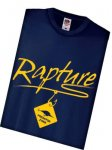 RAPTURE PREDATOR ZONE T-SHIRT NAVY M, PÓLÓ