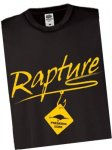 RAPTURE PREDATOR ZONE T-SHIRT GRAPHITE XL, PÓLÓ