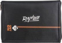 RAPTURE GET-ON AREA WALLET S, műcsali tartó